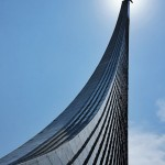The Memorial Museum Of Cosmonautics in Moscow