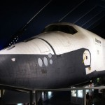 Space shuttle prototype Enterprise