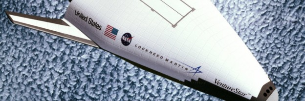 Lockheed Martin's Venture Star (aka X-33)
